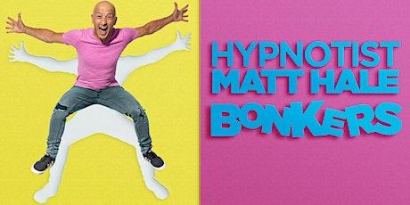 Matt Hale Comedy Hypnotist Mental Health Fundraiser Soiree tickets