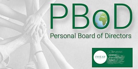 """Reunión informativa online del programa """"Personal Board of Directors"""" entradas"""