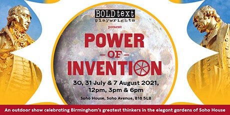 Power of Invention tickets