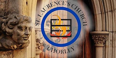 All Age Eucharist  Sunday 9am  25/07/2021 tickets