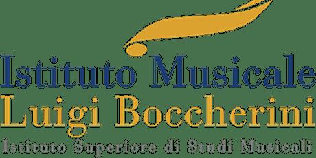Concerto di premiazione borsa di studio del Rotary Club Lucca biglietti