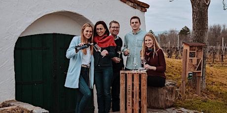 Weintour Weinviertel im BIO-Weingut Gessl Tickets