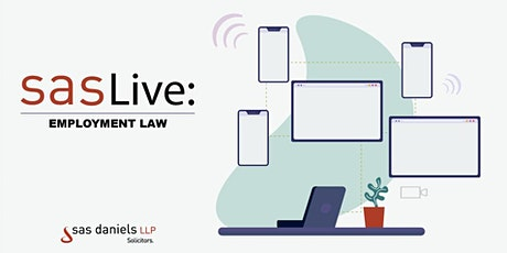 SAS Live: Episode 7 - Employment Case Roundup and Workplace Covid Myths tickets