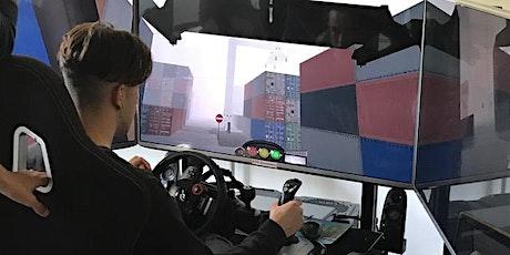 Portainer Lab: i mestieri del porto dal mondo virtuale alla realtà biglietti