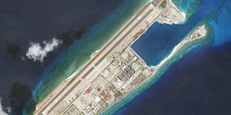 L'UE face aux revendications territoriales de la Chine en mers de Chine biglietti