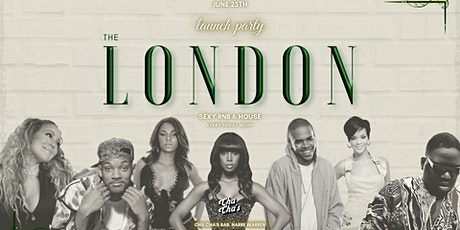 The London Grand Opening | June 25th | Cha Cha's Bar & lounge tickets