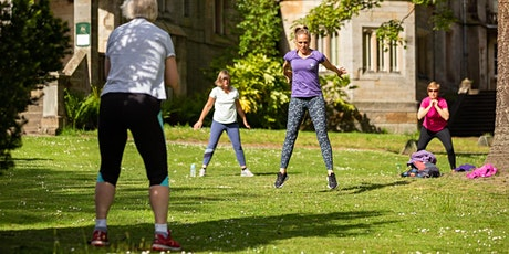 Free Outdoor Workout for Women tickets