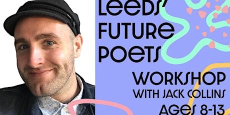 Leeds' Future Poets: Workshop 1 tickets