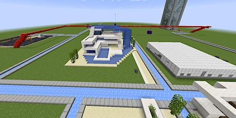 Minecraft - Wir bauen die Stadt der Zukunft! tickets