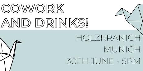 Twostay Afterwork Drinks Munich @Holzkranich tickets