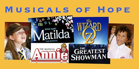 'Songs of Hope' Musical Theatre Summer School tickets