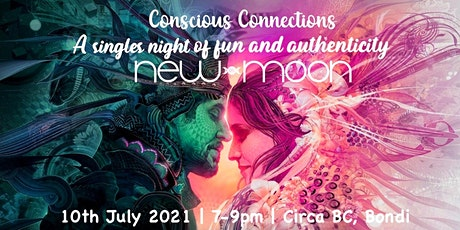 Conscious Connections Singles Night tickets