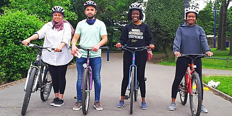 Adult Cycling Training  - Lister Park tickets