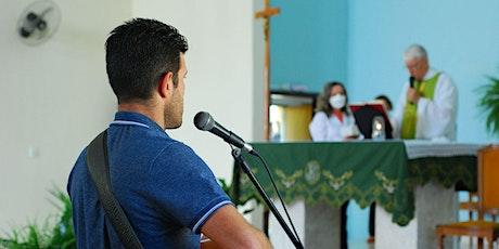 Missa Dom 27/06 - 11h30 - Paróquia Sant'Ana ingressos