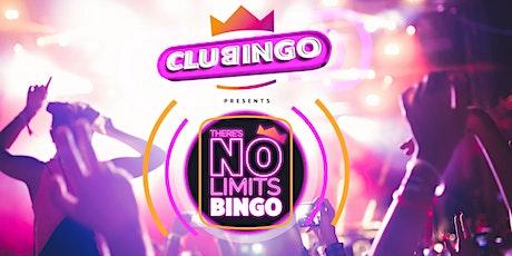 Mansfield - ULTRABEAT featuring Ian Redman kicking off with No Limits Bingo tickets