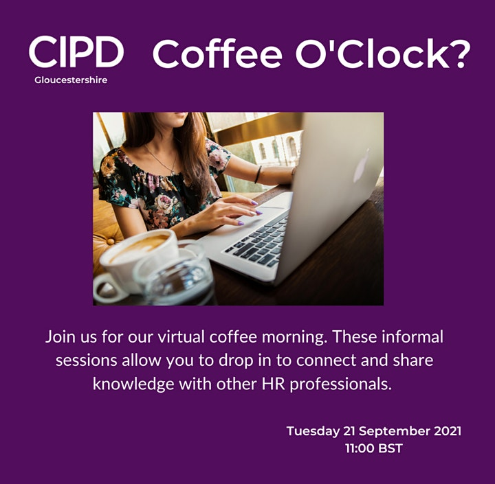 HR Hangouts: Coffee, Connect, Chat image
