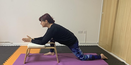 Hatha Yoga FeetUp®  classes  - BEGINNERS/IMPROVERS tickets
