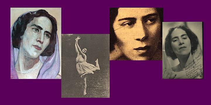 Image pour Webinaire : Irène POPARD : une vie consacrée à la danse et la pédagogie