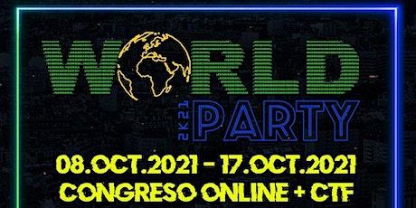 World.Party2k21 -> Online ingressos