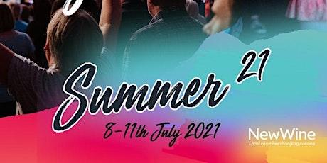 New Wine Sunday Evening Conference - Sunday July 11, 2021 tickets