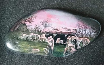 RampArts Pebble Painting Workshops tickets