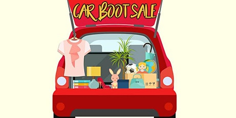 July Boot Sale! tickets