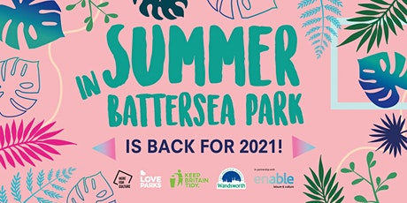 Free HIT Classes in Battersea Park with Enable Leisure tickets