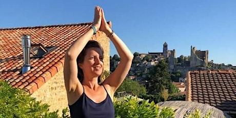 Yoga au parc 75016 billets