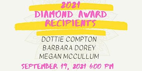 Patricia Ann Strange Diamond Celebration 2021 tickets