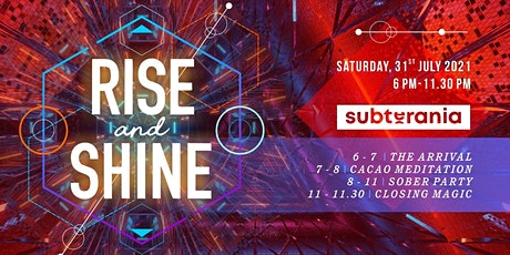 Rise and Shine London tickets