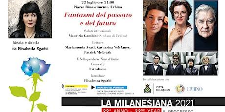 La Milanesiana biglietti