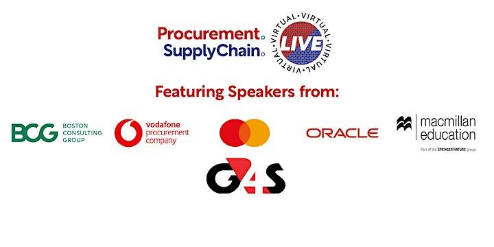 Procurement & Supply Chain Live image