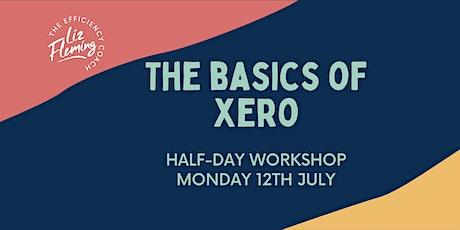 The Basics of Xero Workshop - Mon 12th July tickets