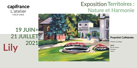 Exposition Territoires: Nature et Harmonie billets