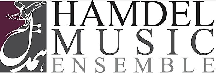 Seyed Ali Jaberi and the Hamdel Ensemble - Libraries of Sanctuary Showcase image