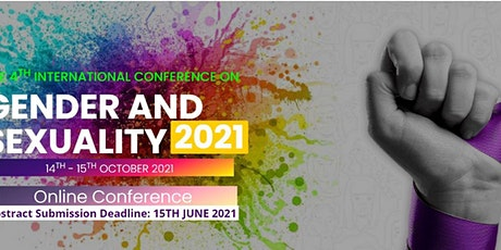 4th International Conference on Gender and Sexuality 2021 tickets
