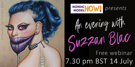 An evening with Suzzan Blac tickets