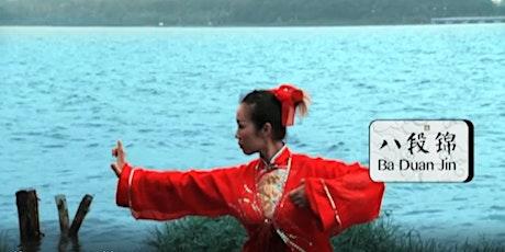 Free 5 Days HeaIth Qigong Training - Ba Duan Jin/8 Section Brocade tickets