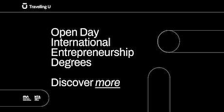 Travellin U _ Two International Entrepreneurship Degrees tickets