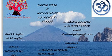 Hatha Yoga e meditazione a Stromboli biglietti