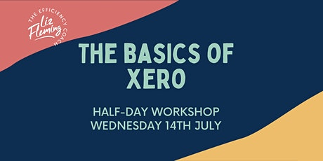 The Basics of Xero Workshop - Wed 14th July tickets