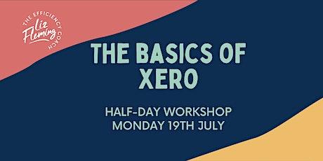 The Basics of Xero Workshop - Mon 19th July tickets