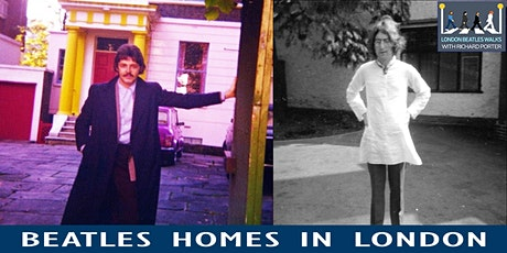 The Beatles Homes in London tickets