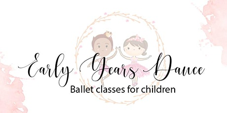 Early Years Dance Free Taster Class tickets