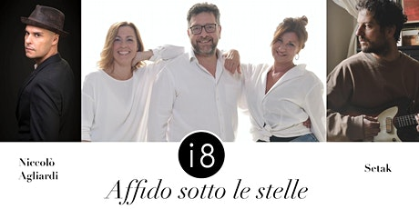 """Interno 8: """"Affido sotto le stelle"""" -special guest biglietti"""