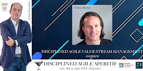 Disciplined Agile Apertif #4 entradas