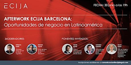 Oportunidades de negocio en Latinoamérica entradas