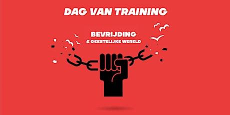 Trainingsdag bevrijding & geestelijke wereld tickets