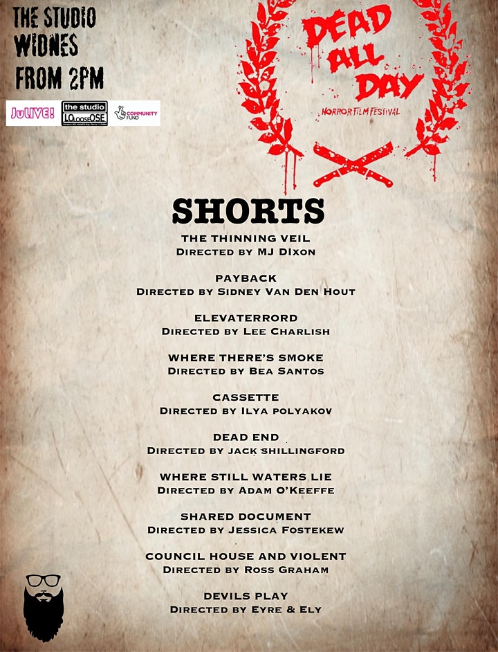 Dead All Day Film Festival image