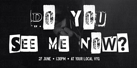 Do You See Me Now? tickets